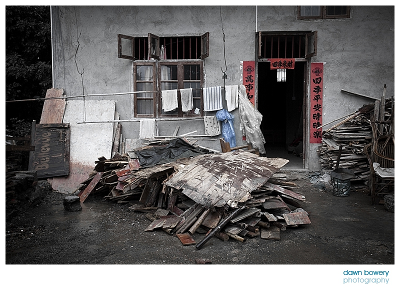 china fine art photography garbage